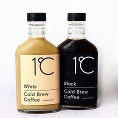 "74 Likes, 1 Comments - 1degreeC Cold Brew Coffee (@1degreec_coldbrew) on Instagram: ""Yes we heard you! Our new ""White & Black"" cold brew coffee pack is now available on our online…"""