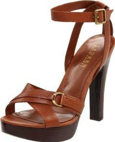 Lauren Ralph Lauren Womens Falan Platform Sandal