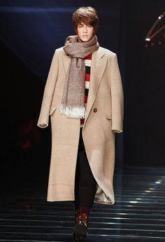 Caruso Fall-Winter 2015/2016 menswear collection at Seoul Fashion Week