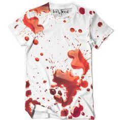 Beloved Shirts presents the Blood Splatter Men's Tee