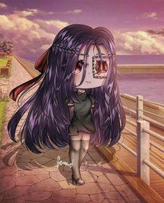 Cute Anime Chibi, Kawaii Chibi, Kawaii Anime, Gato Anime, Anime Drawing Styles, Anime Wolf Girl, Kawaii Drawings, Cute Anime Character, Life Drawing