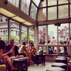Bookmarks Lounge is the perfect spot for a quiet drink and the New York Times agrees. #LibraryHotel