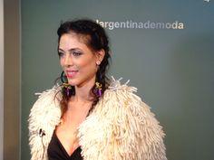 Producción de moda  Agustina Attias en #Eamoda