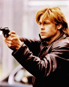 Pin for Later: Brad Pitt Has Aged Like a Fine Wine on the Big Screen The Devil's Own (1997)