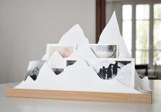 Organiseur de bureau Alpes / L 45 cm