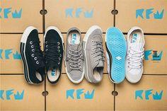 日本東京的 ( RFW Rhythm Footwear ) 設計師 鹿子木隆 先生 憑藉十多年的製鞋經驗 以其嚴謹堅持的態度,設計開發出更適合東方人腳型的特色鞋款  提供你每日輕鬆著用的高級球鞋,絕對值得你親自體驗