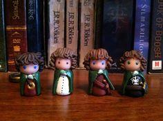 Hobbit Figurines