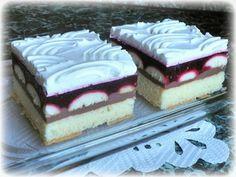 Cupcake Cakes, Cupcakes, Czech Recipes, Sweet Cakes, Cookie Dough, Vanilla Cake, Tiramisu, Cheesecake, Food And Drink
