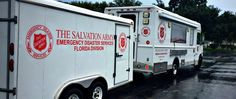 The Salvation Army Prepares for Hurricane Michael Florida Usa, Make A Donation, Prayer Request, Recreational Vehicles, Pastor, Emergency Vehicles, Army, October, Camper