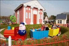 Peppa Pig World Rides | At Paultons Park | New Forest, Hampshire