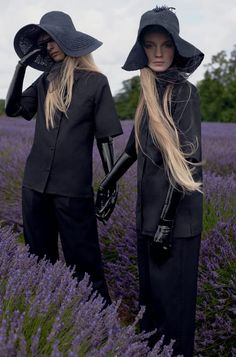 Lucan Gillespie, Frederikke Sofie by Sean + Seng for Dazed Magazine Fall Winter 2015 11