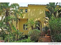 Shannon Elizabeth's Los Feliz home