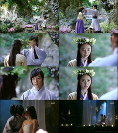 Yoon Seo Hwa and Gu Wol Ryung ~ Gu Family Book