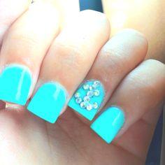 New summer nails