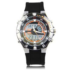 Promotional Dual Time Display Watch New Zealand For more information visit : http://indent.seeit.co.nz/dual-time-display-watch-p-5452.html