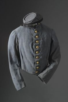 Zouave Jacket 146th New York. In the winter of 1863