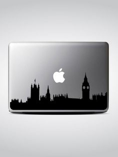 Items similar to Statue of Liberty Skyline Macbook Decal / Macbook Sticker / Laptop Decal on Etsy Macbook Decal Stickers, Laptop Decal, Car Stickers, Decals, Apple Laptop Macbook, Macbook Case, Mac Laptop, Macbook Pro, Macbook Colors
