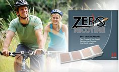 $15 for a One-Month Supply of Zero Nicotine Anti-Smoking Patches ($59.95 List Price). Free Shipping. - Groupon