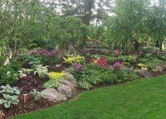 Hosta Garden Ideas 3