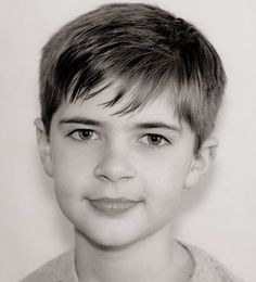 Cute 5 year old boy hair cut.
