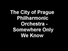 The City of Prague Philharmonic Orchestra - Somewhere Only We Know