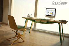 DesKeep by Andrea Rizzardi, via Behance