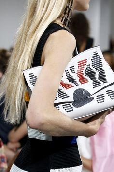 Proenza Schouler Spring 2017 Ready-to-Wear Fashion Show Details