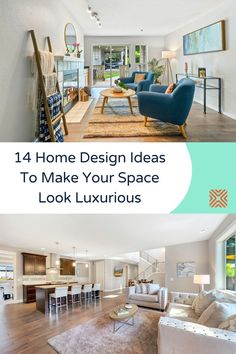 Making your home look luxurious doesn't require too much time or a big budget. With proper planning and these home decor ideas you too can give your home design a makeover on a budget.