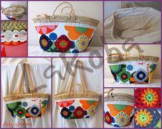 1000 images about cestas mimbre on pinterest baskets - Canastas de mimbre decoradas ...