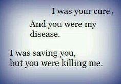 Loving an addict...