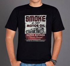 Camiseta Carro Hot Rod