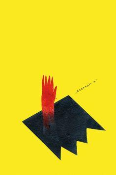 Sebastian Kubica - Galeria Plakatu AMS - 2015