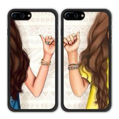 Diy phone cases 597782550520301856 - Details about Best Friend BFF Finger Hook Phone Case For Apple iPhone X 8 Samsung Galaxy Source by Bff Iphone Cases, Bff Cases, Cute Phone Cases, Iphone 5c, Apple Iphone 6, Iphone 8 Plus, Best Friend Cases, Friends Phone Case, Best Friends