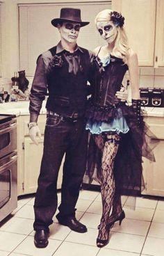74 Freaky und lustige Paar Halloween-Kostüme, um den Spaß Rolling  #freaky #halloween #kostume #lustige #rolling
