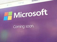Microsoft Store opening soon! 「マイクロソフトストア」いよいよ明後日オープン!  http://www.poohkohawaii.com/shopping/microsoftstore_pre.html