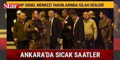 Ankara'da şüpheli araçtan ateş açan şahıslar, polisi alarma geçirdi: Ankara'da bir otomobilden açılan ateş polisi alarma geçirdi. Alınan bilgiye göre, Anadolu Bulvarı ile Sakıp Sabancı Bulvarı'nın kesiştiği noktada 61 VD 381 plakalı otomobilden havaya ateş edildi. Çok sayıda silah sesi duyulmasının ardından olay yeri yakınında İl Emniyet Müdürlüğünün yeni hizmet binası, CHP Genel Merkezi ve Bölge Adliye Mahkemesinin bulunması nedeniyle tüm hassas noktalardaki güvenlik birimlerine alarm…