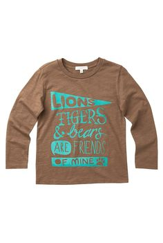 BEARS AND FRIENDS TEE - New In - Boys - Kids - Witchery