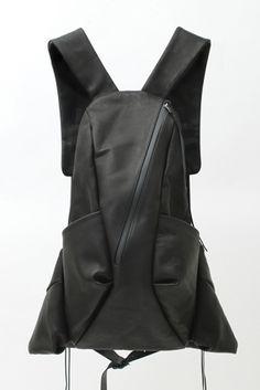 VIRIDI ANNE - Leather Back Pack