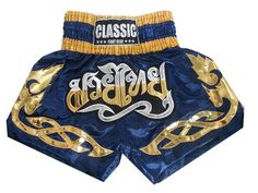 Classic Muay Thai Box Hose Thaishort Thaiboxhosen CLS-011
