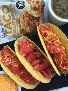Tempeh Tacos — KATIESFITSCRIPT