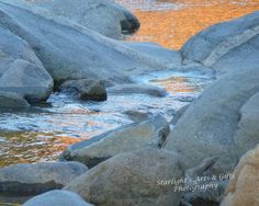 Nature Photography  South Yuba River Rocks by StarlightsGifts, $30.00