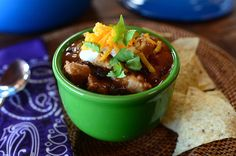 Chipotle Chicken Chili | The Pioneer Woman Cooks | Ree Drummond --- for the chili cook off this year