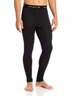 Carhartt Men's Base Force Wicking Cotton Super Cold Weather Legging Cold Weather Leggings, Carhartt, Long Underwear, Black Leggings, Printed Leggings Outfit, Gym Leggings, Workout Leggings, Leg Toning, Toning Exercises