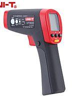 uni-t ut302c -32 ° C ~ 650 ° c håndholdt ikke-kontakt digital ir infrarød termometer temperatur tester pyrometer