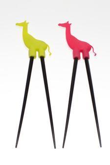 Safari Stix Kids Chopsticks Holders  #sponsored