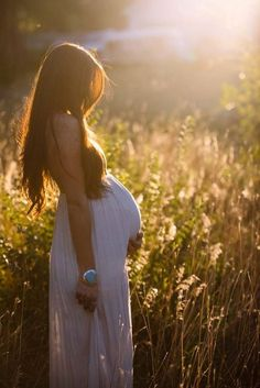 I don't ever post maternity photos...but this is too beautiful not to post!: