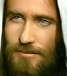 Pictures Of Jesus Christ, Bible Pictures, Christian Images, Christian Art, Jesus Videos, Father Son Holy Spirit, Jesus Drawings, Animated Love Images, Jesus Painting