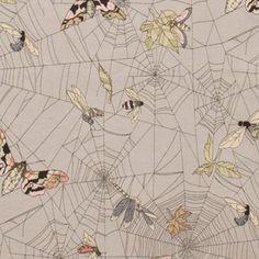 Alexander Henry House Designer - Ghastlies - A Ghastlie Web in Mist