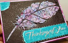 Created by Alison Heikkila for Dreamweaver and Stampendous. Awesome technique! #cre8time