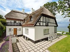 T.H. Bauers hus Gilleleje